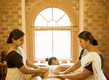 Abhyangam Therapy