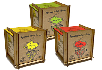 Ayurvedic Herbal Infusions